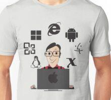 Computer Nerd Unisex T-Shirt