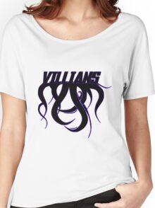 Villians Women's Relaxed Fit T-Shirt