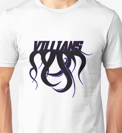 Villians Unisex T-Shirt