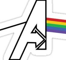 Dark Side of the Avengers - Sticker Sticker