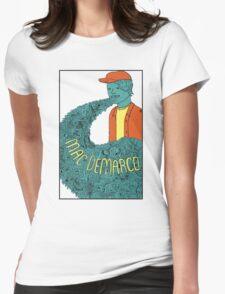 Mac Demarco HQ Womens Fitted T-Shirt