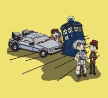 Doctor Meets Doctor One Piece - Short Sleeve