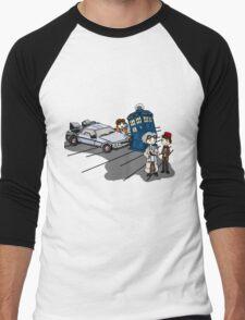Doctor Meets Doctor Men's Baseball ¾ T-Shirt