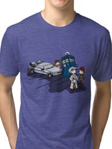 Doctor Meets Doctor Tri-blend T-Shirt