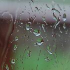 Raindrops  by Vonnie Murfin