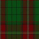 02176 Ulster (Red) District Tartan Fabric Print Iphone Case by Detnecs2013