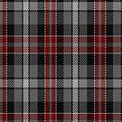 02177 Dressing Gown (Unidentified) Tartan Fabric Print Iphone Case by Detnecs2013
