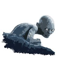 Gollum by harry9656