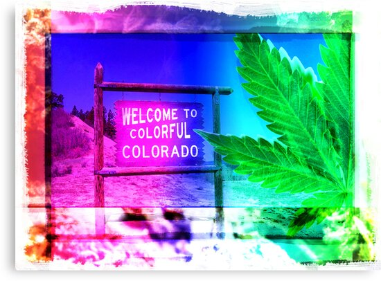 Welcome to Colorado: Now serving High Altitude Snacks by michaelroman