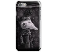 The Plague Doctor iPhone Case/Skin