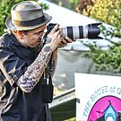 The Tattoed Photographer by Mikell Herrick