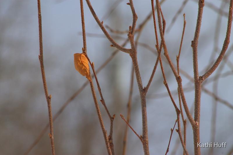Last Leaf by Kathi Arnell
