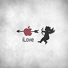 iLove by Paula Belle Flores