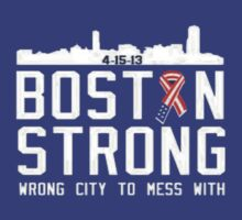 Pray for boston by hazzaclothing