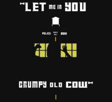 Grumpy Old Cow by GingerJohn
