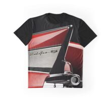 1957 Chevrolet Bel Air Graphic T-Shirt