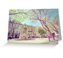 largo do carmo Greeting Card