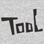 TooL - small text logo by Zenny Chang