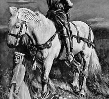 Joan of Arc 3. by nawroski .