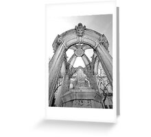 chafariz do largo do carmo Greeting Card