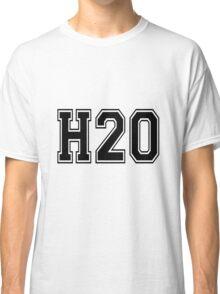 H2O [Varsity Font] Classic T-Shirt
