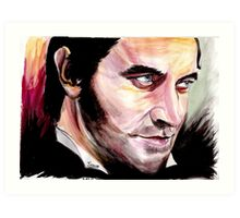 Richard Armitage, Mr Thornton Art Print