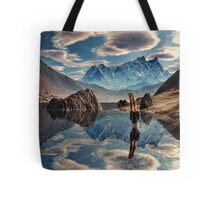 A Perfect Storm Tote Bag