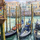 Italy Venice Lamp by Yuriy Shevchuk
