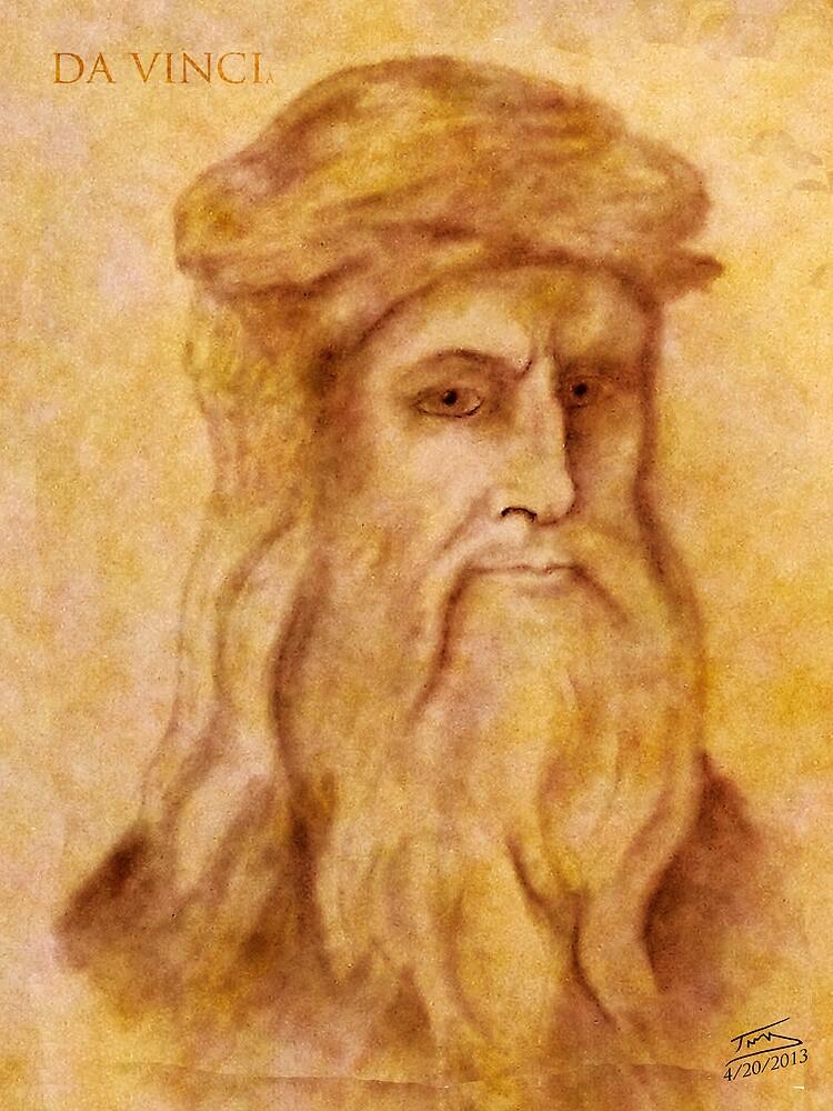 da Vinci by Troy Brown
