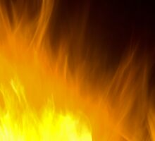 Fire Art by William C. Gladish