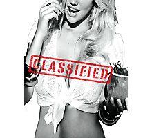 Classified - Cherry Photographic Print