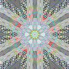 Glitch Kaleidoscope #2 by delahey