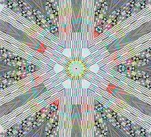 Glitch Kaleidoscope #2 by delahey