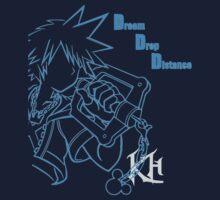 Sora Dream Drop Distance Kids Tee