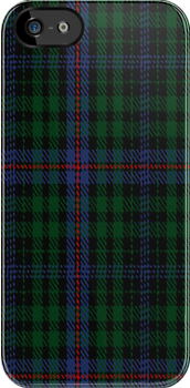 02188 Boilingbroke Green, (Unidentified #10) Tartan Fabric Print Iphone Case by Detnecs2013