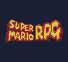 Super Mario RPG by Hunter-Blaze