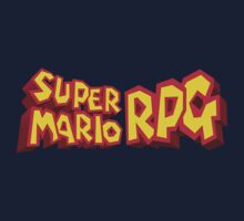 Super Mario RPG by Hunter-Blaze