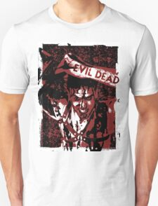 EVIL DEAD STICKER 2 Unisex T-Shirt
