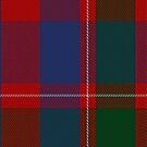 02198 Sixbox Square, (Unidentified #20) Tartan Fabric Print Iphone Case by Detnecs2013