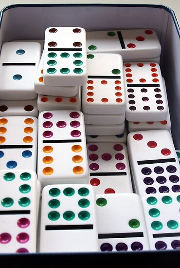 Box of Dominoes   by Stephen Thomas