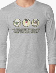 Peep Show – Lovely Hug in a Mug Long Sleeve T-Shirt