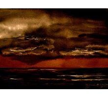 Tremors... Photographic Print