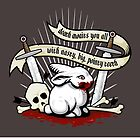 The Rabbit of Caerbannog by pufahl