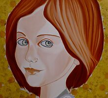 Sweet Potato Pie by ELIZABETHCOLVIN