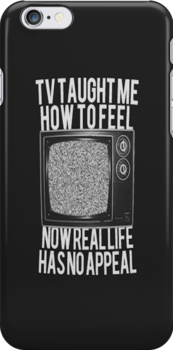 tv taught me how to feel by shoshgoodman
