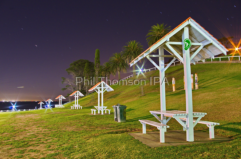 """""""Evening At The Picnic Ground"""" by Phil Thomson IPA"""