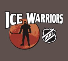 Ice Warriors - Martian Hockey League One Piece - Short Sleeve