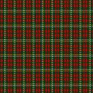 02211 Firethorn, (Unidentified #33) Tartan Fabric Print Iphone Case by Detnecs2013