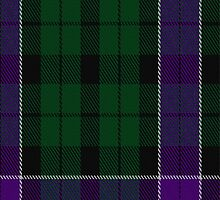 02214 Mountain Grace, (Unidentified #36) Tartan Fabric Print Iphone Case by Detnecs2013