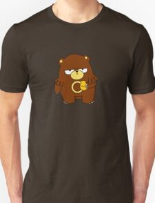 Cute Widdle Ursaring Unisex T-Shirt